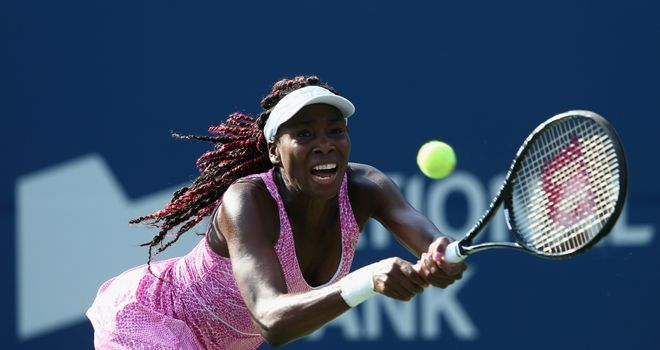 Venus Williams: Won to leave Azarenka reeling after painful defeats to both Williams sisters this month