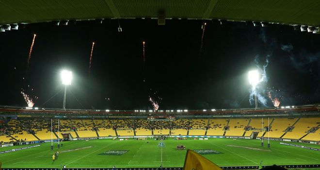Wellinton's Westpac Stadium: Given the all-clear for Saturday
