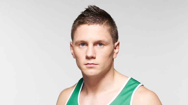 The Irishman was the 2008 gold medallist at the Junior Olympics and will hope to achieve the same success in Rio in 2016