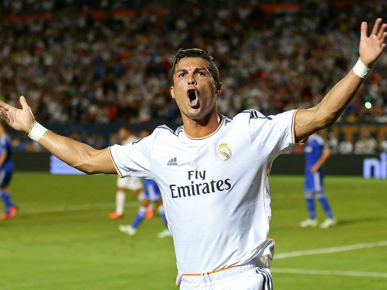Cristiano Ronaldo: Won't talk about Jose Mourinho