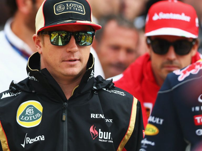 Kimi Raikkonen: Returns to Ferrari