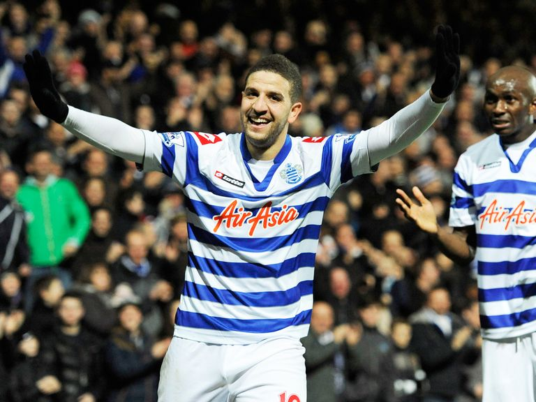 Taarabt: Will spend the season at Fulham
