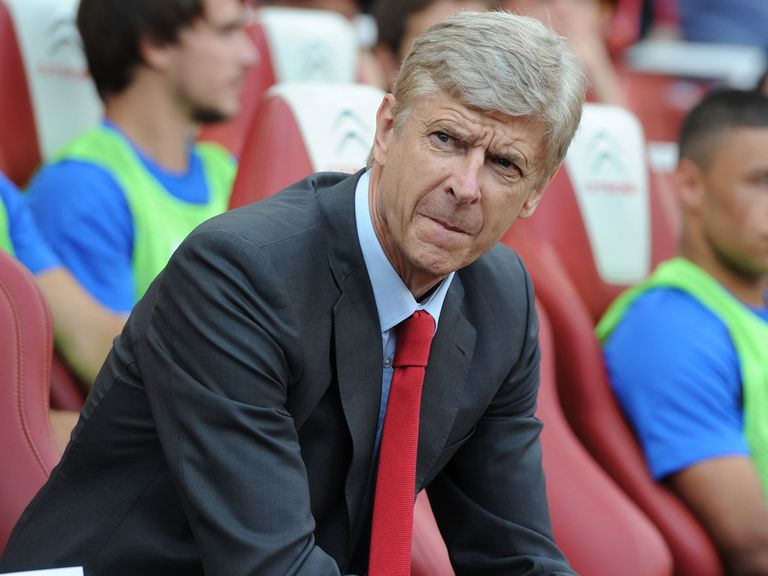 Arsene Wenger: Looking to boost Arsenal's squad