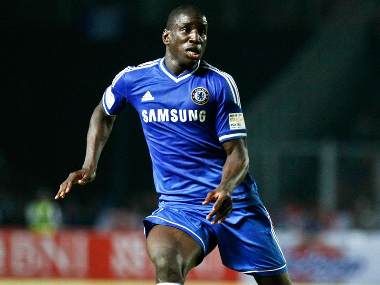 Demba Ba: Was ready to join Arsenal