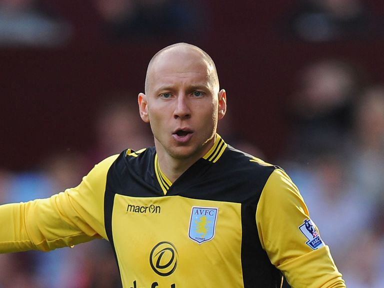 Brad Guzan: Expects Villa to have a good season