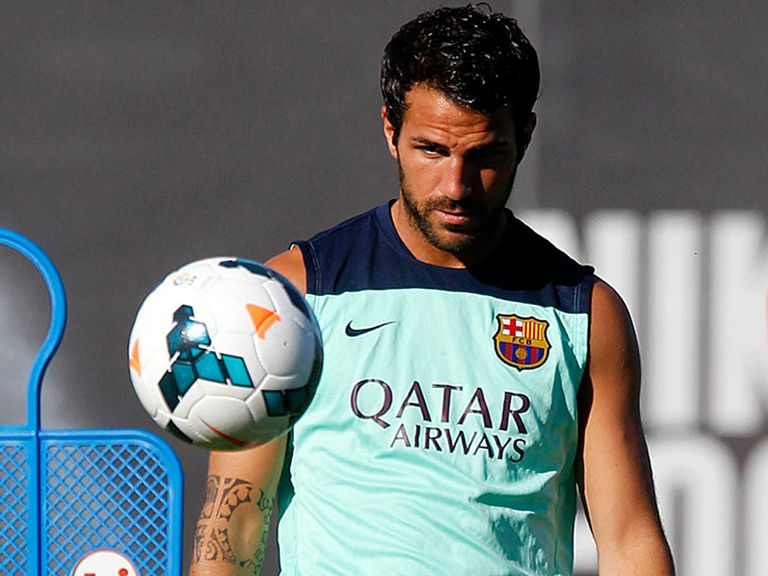 Cesc Fabregas: Another twist in his transfer saga