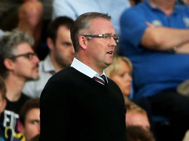Paul Lambert: Fined by the Football Association