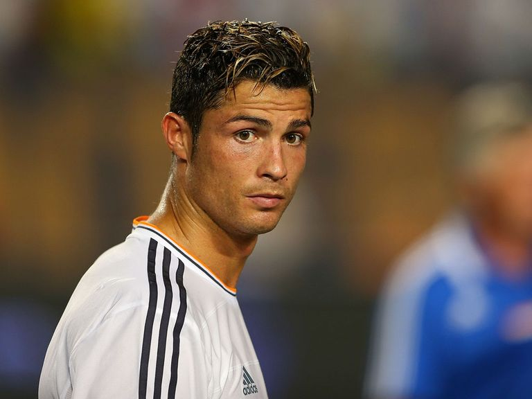 Ronaldo: Set to sign a new deal at Real Madrid