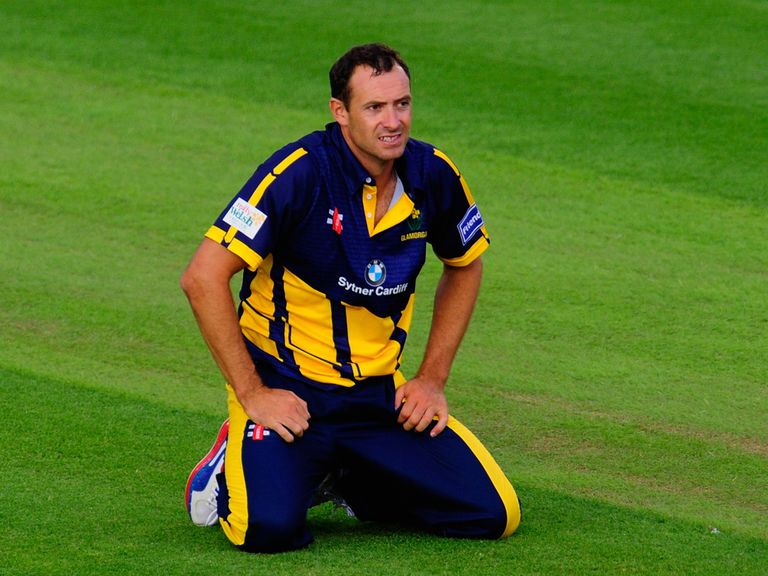 Dean Cosker: Set for his 20th season with Glamorgan