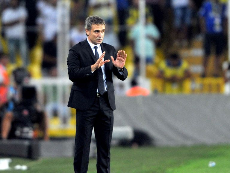 Ersun Yanal: Ready to face the test from Arsenal
