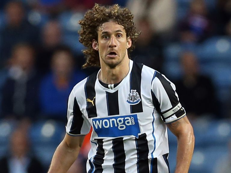 Fabricio Coloccini: Newcastle defender linked with summer move