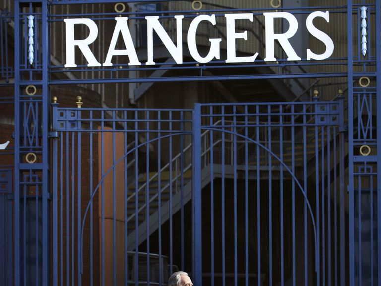 Rangers: More news from Ibrox