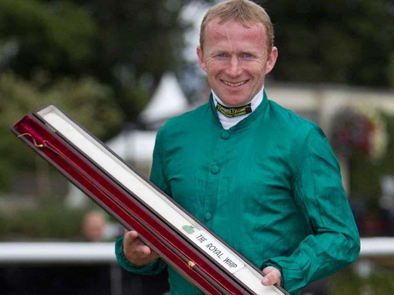 Joe Fanning: Can ride a winner at Musselburgh