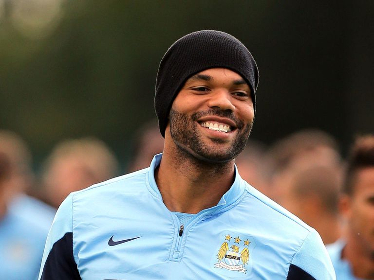 Joleon Lescott: Hoping to earn a new deal