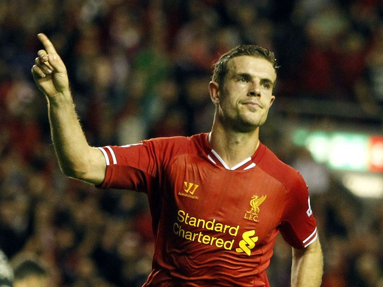 Jordan Henderson: Could be asked to play a more defensive role