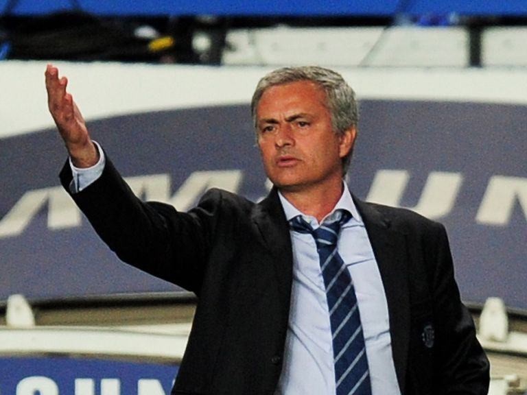 Jose Mourinho: Thrilled with transfer coup