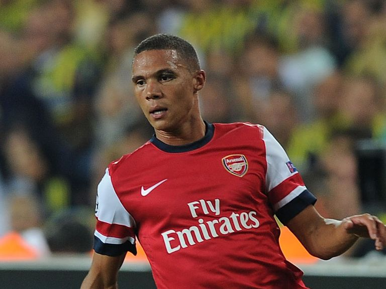 Kieran Gibbs: Looking to keep the ball rolling for Arsenal