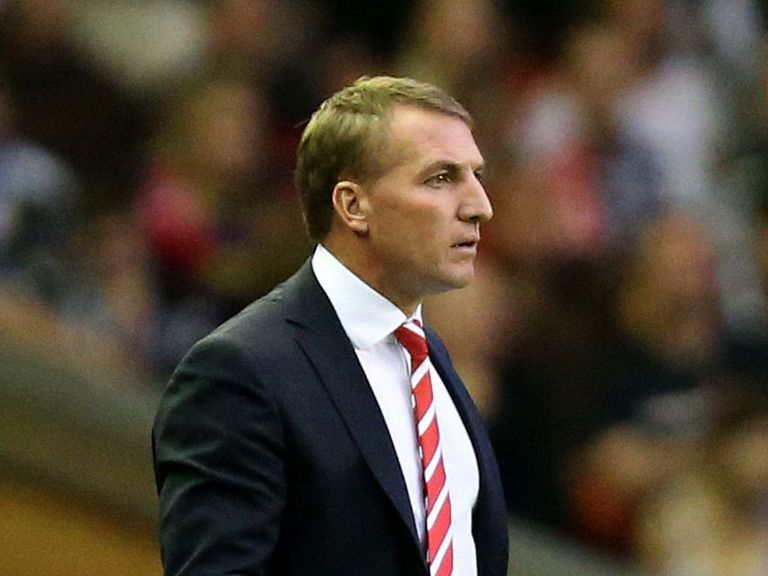 Brendan Rodgers: Pleased with Liverpool's start