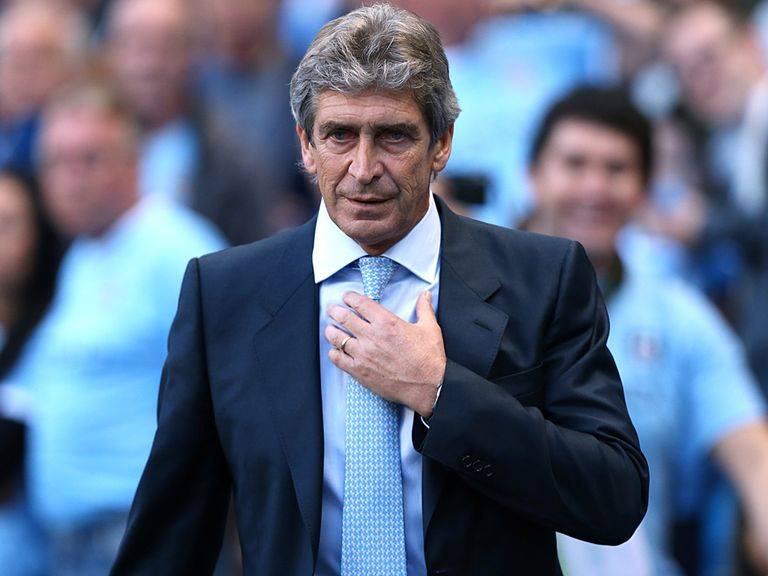 Manuel Pellegrini's Manchester City could have lots to do.