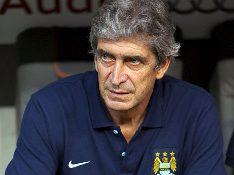 Manuel Pellegrini: City will be flexible this season
