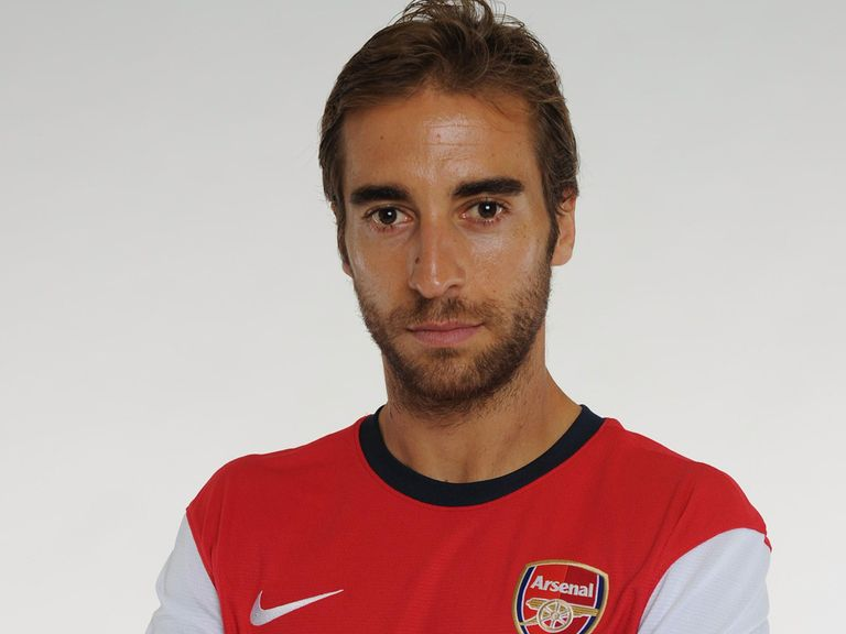 Mathieu Flamini: Back at Arsenal after joining on a free