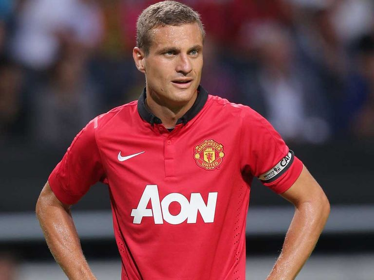 Nemanja Vidic: Has recovered fully from a back injury
