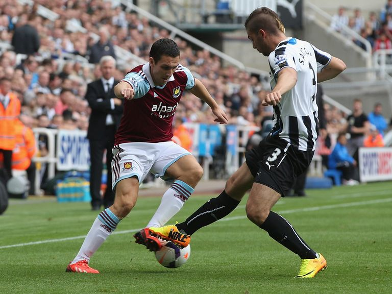 Stewart Downing: Admits Newcastle tried to sign him