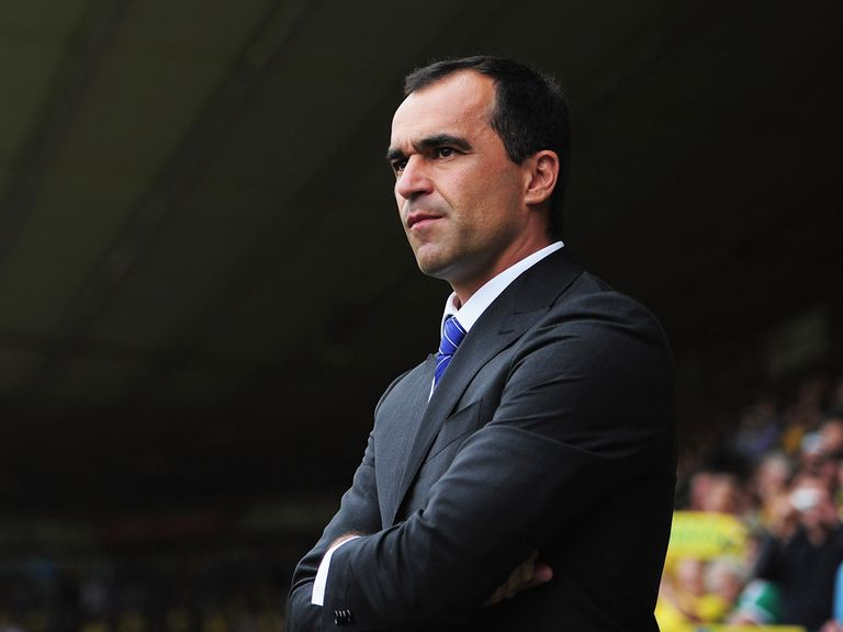 Martinez: Has responded to the Manchester United bid
