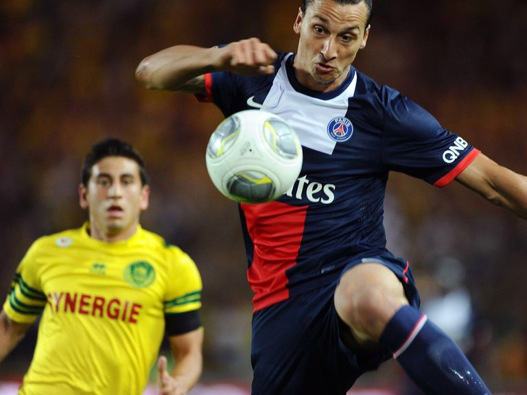 Zlatan Ibrahimovic: Staying at PSG