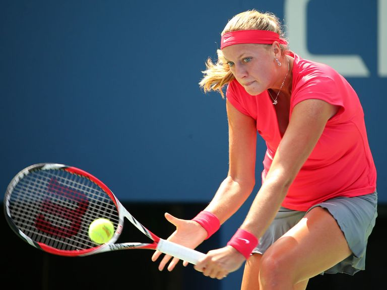 Petra Kvitova: Won tight game