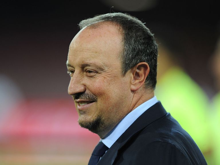 Rafael Benitez: On an emotional high