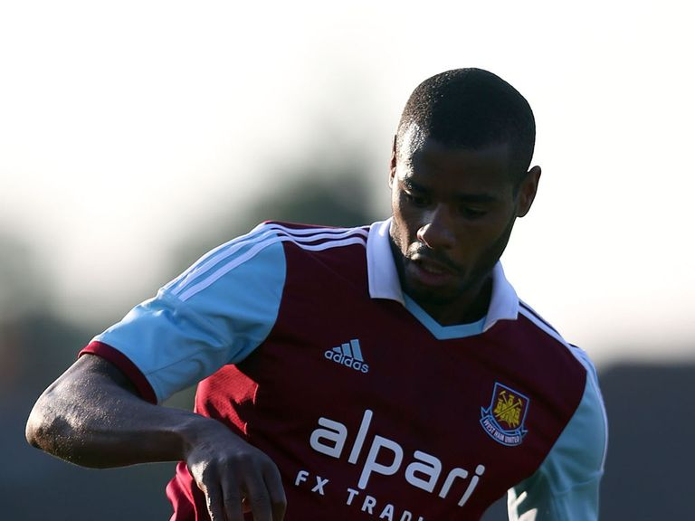 Ricardo Vaz Te: Wants to leave Upton Park