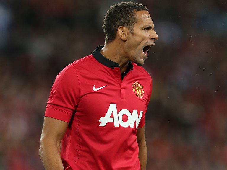 Rio Ferdinand: Bullish on United's title hopes