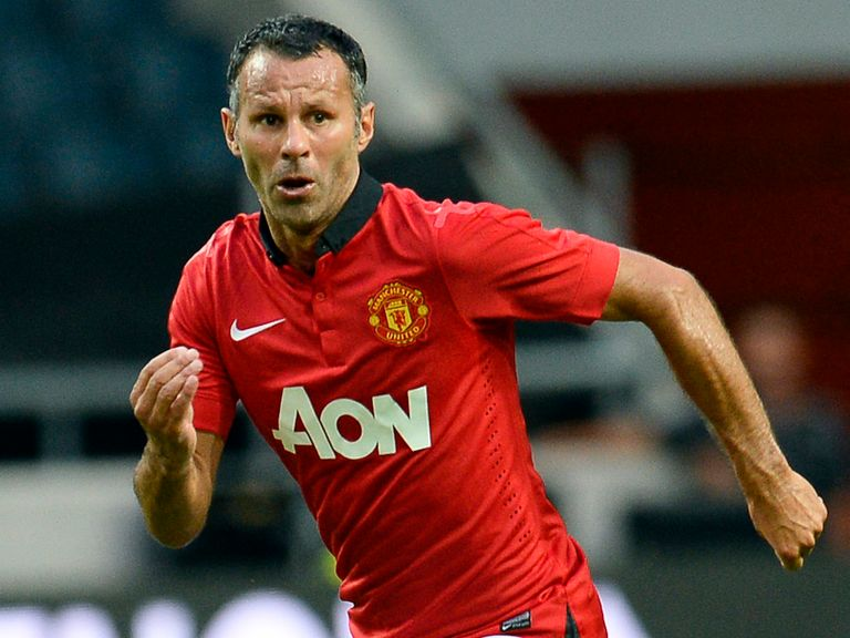 Ryan Giggs: Still enjoying his football with Manchester United