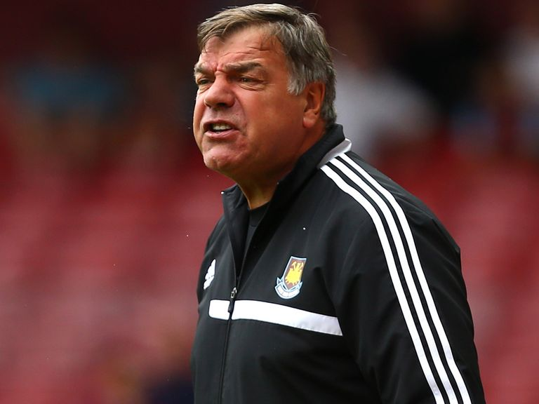 Sam Allardyce can guide West Ham to an opening-day victory