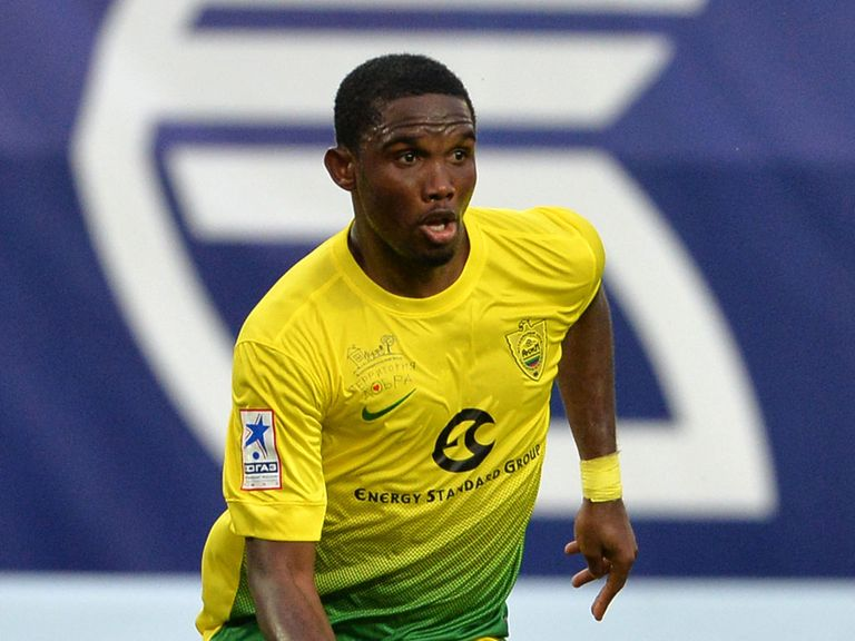 Samuel Eto'o: Keen on working under Jose Mourinho again