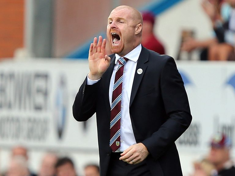 Sean Dyche: Accepts that Burnley will have to deal with being in the spotlight