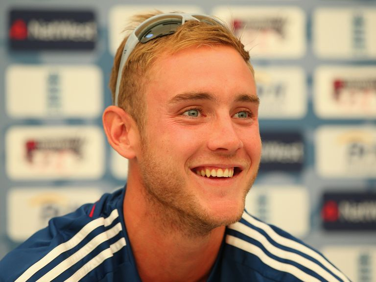 Broad: Hit back at Vaughan's claims