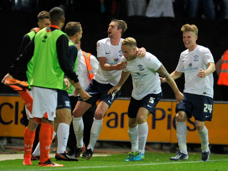 Preston can enjoy victory against Crewe