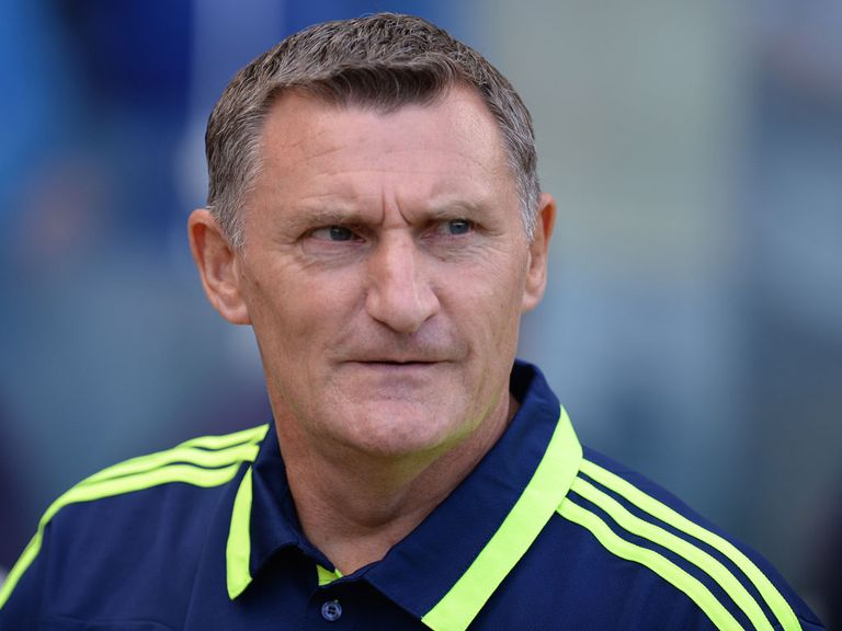 Tony Mowbray: Leaves his post at Middlesbrough