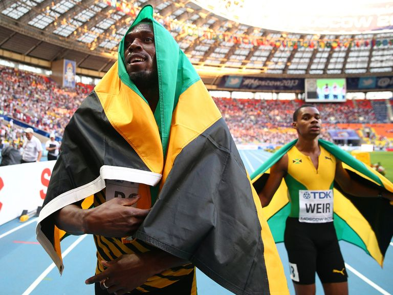 Usain Bolt: Powered to 200m victory in Moscow