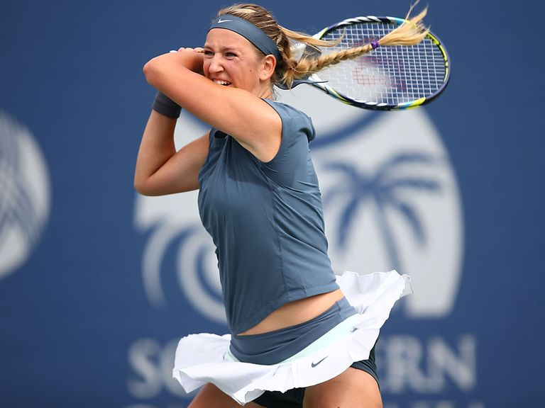 Victoria Azarenka: Has made last three finals of hardcourt Grand Slams