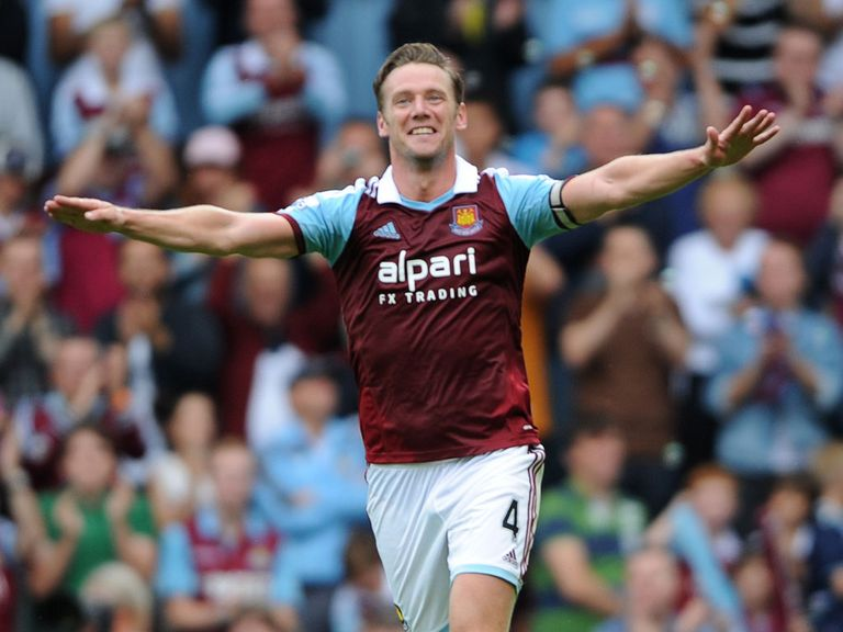 Kevin Nolan: Isn't worried about West Ham's form