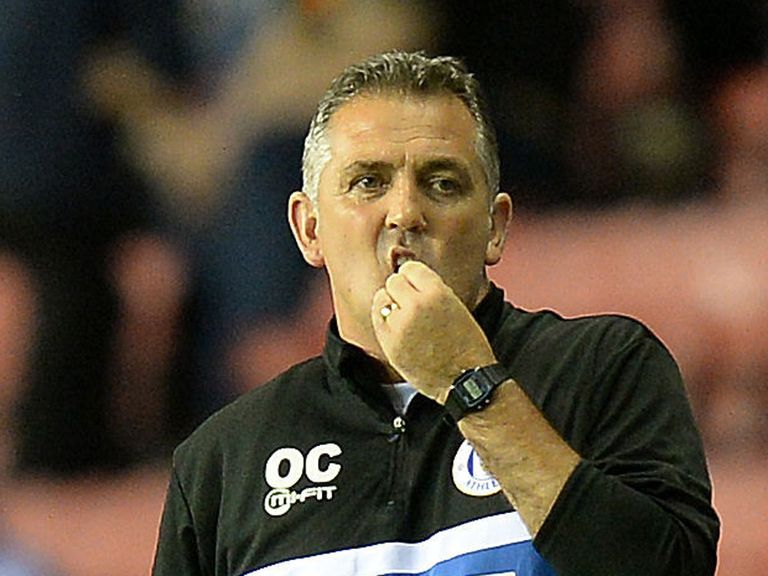 Owen Coyle: Hoping his side can impress in Europe