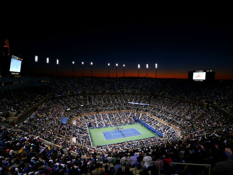 The US Open will continue to be shown on Sky Sports in 2014