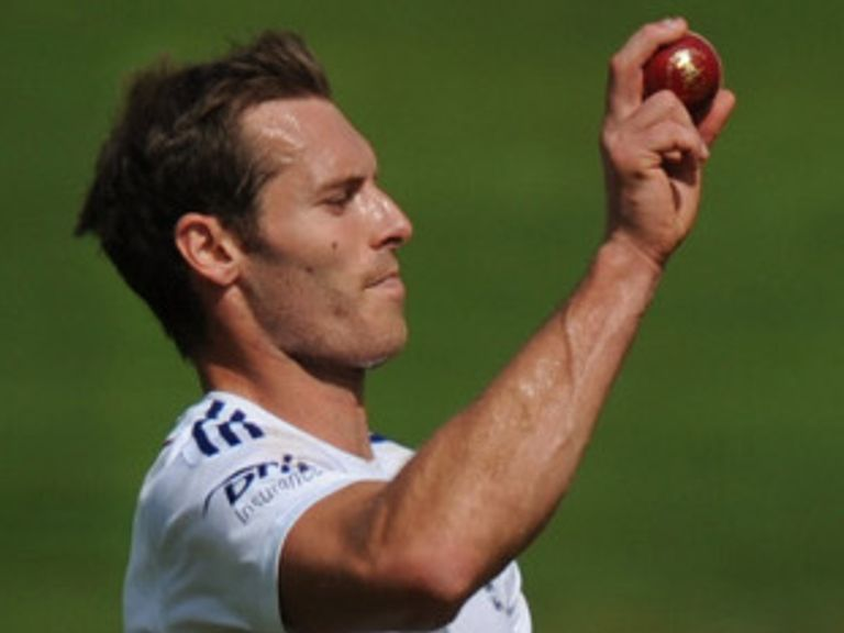 Chris Tremlett: Keen to show what he can do in Australia