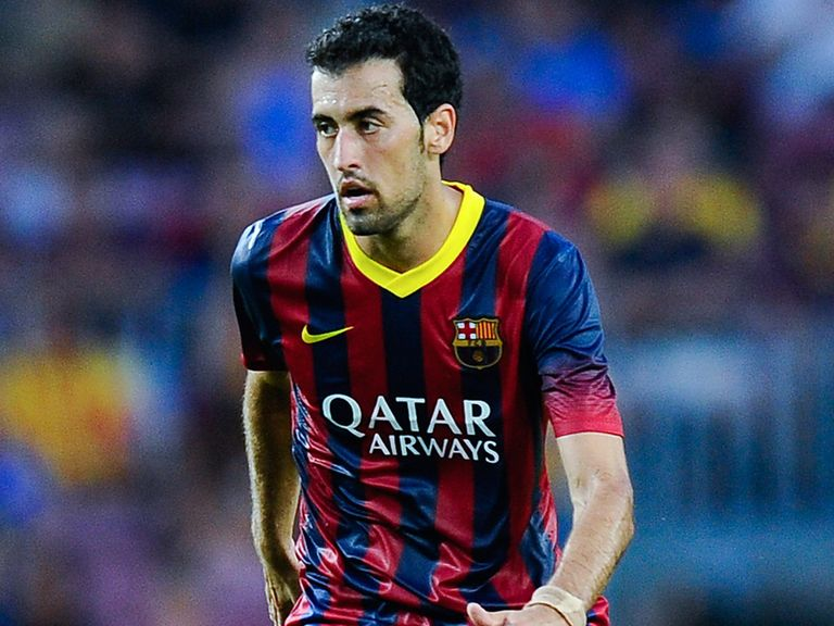 Sergio Busquets: Looking ahead to next season