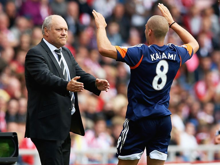Pajtim Kasami: Come out in support of Martin Jol