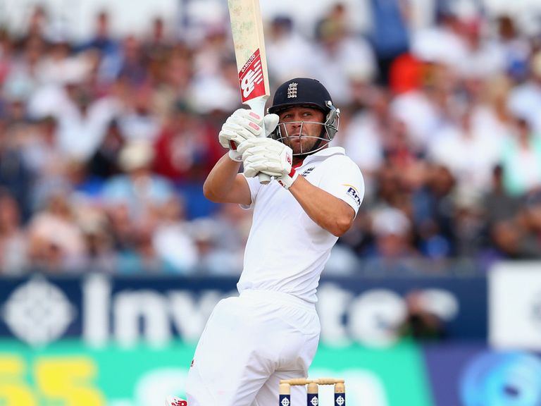 Jonathan Trott: 'I think the DRS has been good'