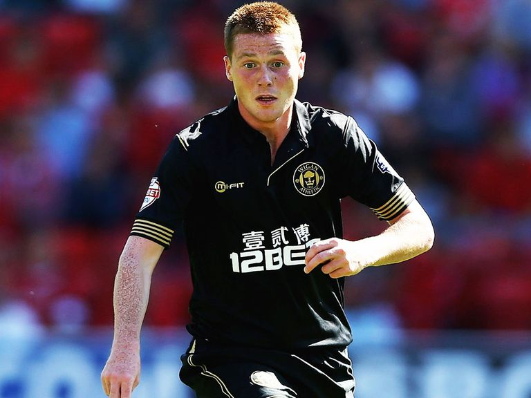 James McCarthy: Joins Everton from Wigan